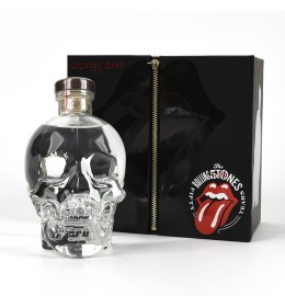 Crystal Head Rolling Stones 50th Anniversary 40% 0,7 l