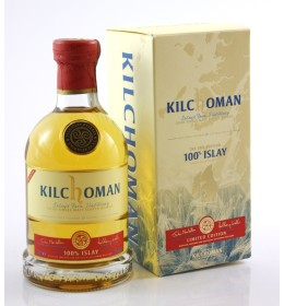 Kilchoman 100% Islay 3rd Edition 50% 0,7 l