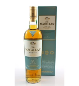 Macallan 15YO Fine Oak Bling Box
