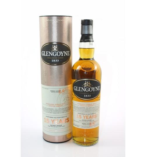 Glengoyne 15YO 43% 0,7 l