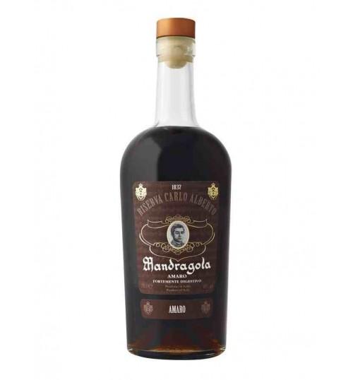 Amaro Mandragola 45% 0,7 l