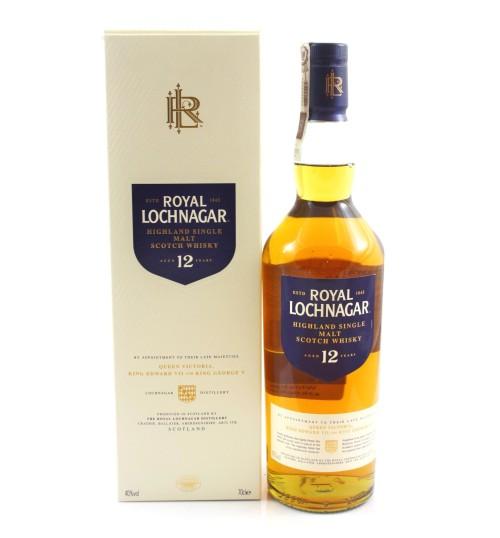 Royal Lochnagar 12YO 40% 0,7 l