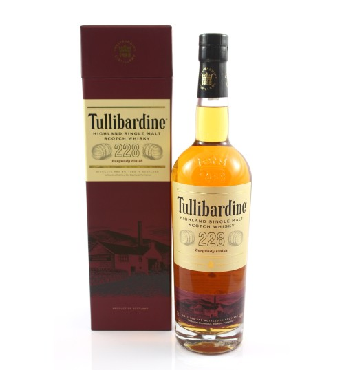 Tullibardine 228 Burgundy Finish 43% 0,7 l