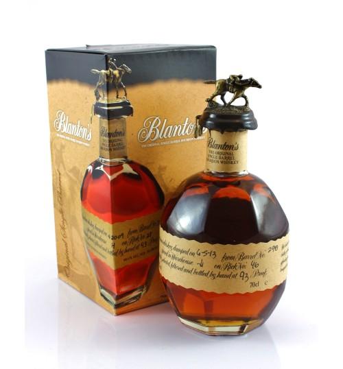 Blanton's Original Single Barrel 46,5% 0,7 l