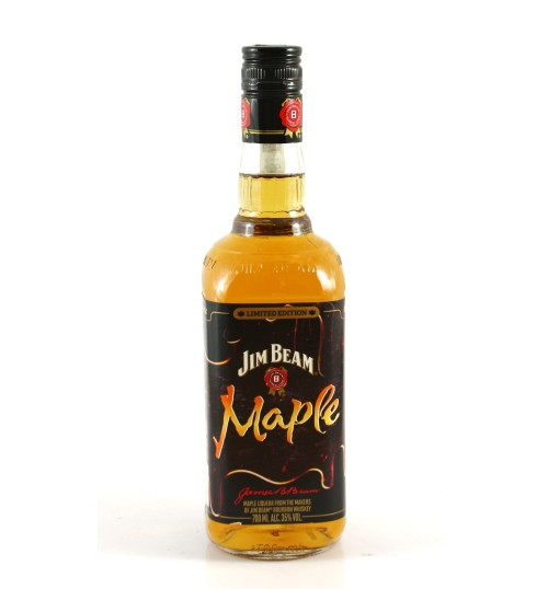 Jim Beam Maple Limited Edition 0.7