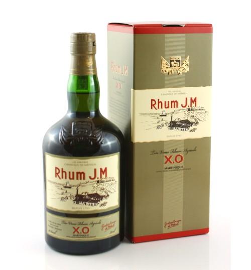 J. M. Rhum Tres Vieux XO 45% 0,7 l