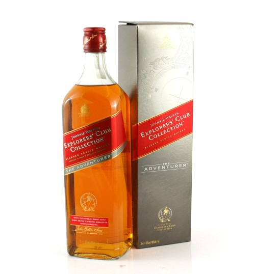 Johnnie Walker Explorer's The Adventurer