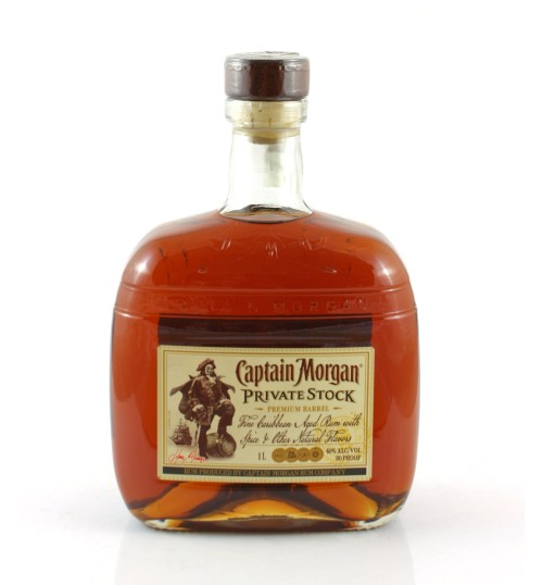 Captain Morgan Private Stock 40% 1 l