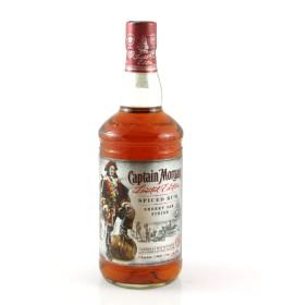 Captain Morgan Spiced Sherry Oak Finish 35% 0,7 l