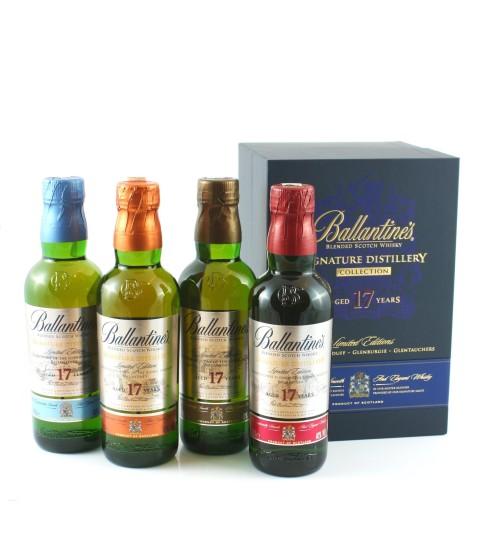 Ballantine's 17YO Signature Distillery Collection - Limited Edition