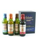 Ballantine's 17YO Signature Distillery Collection - Limited Edition 4 x 0,2 l