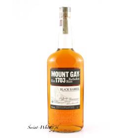 Mount Gay 1703 Black Barrel 43% 1 l