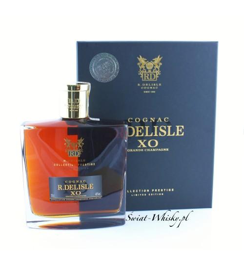 R. Delisle XO Carafe Grande Champagne 40% 0,7 l