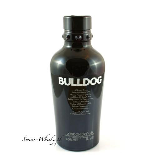 Bulldog Gin 40% 0,7 l
