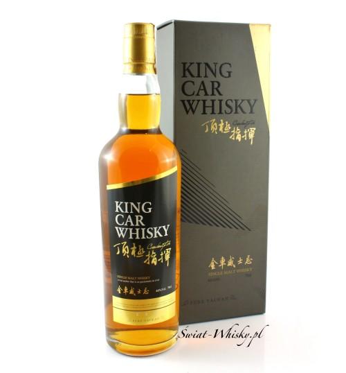 Kavalan King Car Whisky 46% 0,7 l