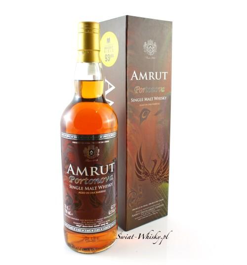Amrut Portonova 62,1% 0,7 l