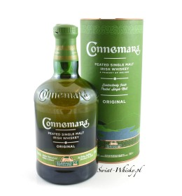 Connemara Irish Peated Malt 40% 0,7 l