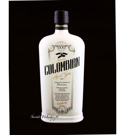Dictador Premium Colombian Aged Gin Ortodoxy 43% 0,7 l