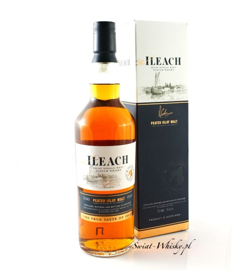 The Ileach Peaty 40% 0,7 l