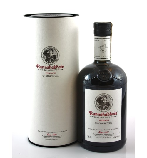 Bunnahabhain Toiteach 46% 0,7 l