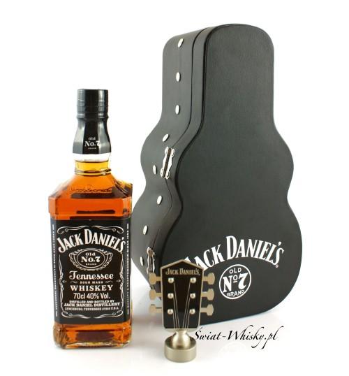 Jack Daniel's Gitara 40% 0,7 l