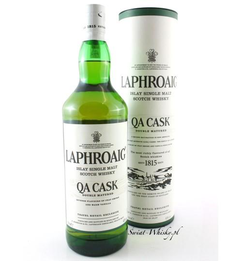 Laphroaig QA Cask Double Matured 40% 1 l