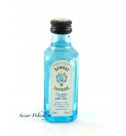 Bombay Sapphire Mini 47% 0,05 l