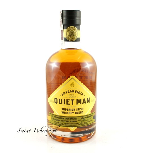 The Quiet Man Blended 40% 0,7 l