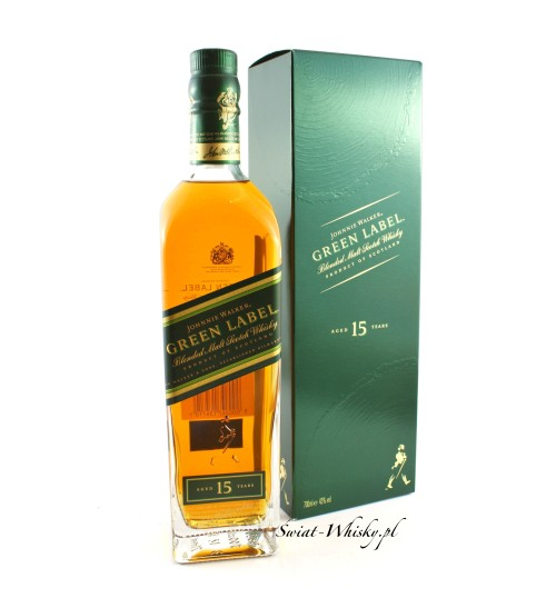 Johnnie Walker Green Label 15YO 43% 0,7 l