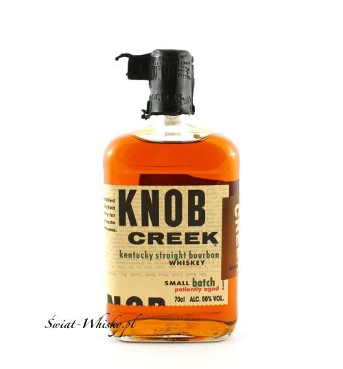 Knob Creek Premium 9YO Small Batch 50% 0,7 l