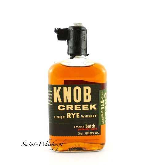 Knob Creek Rye Small Batch 50% 0,7 l