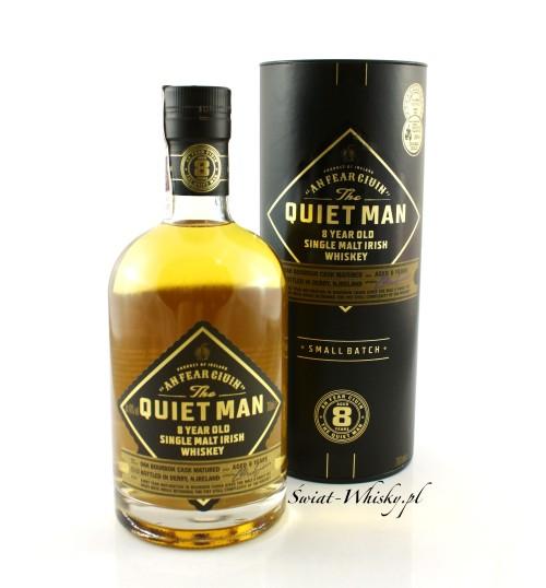 The Quiet Man 8yo Single Malt 40% 0,7 l [z tubą]