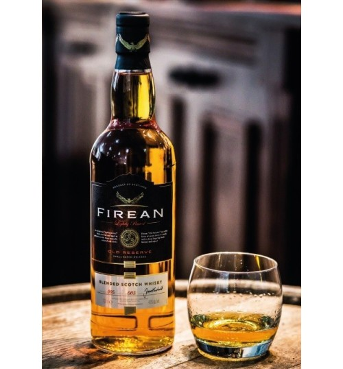 Firean Lightly Peated 43% 0,7 l