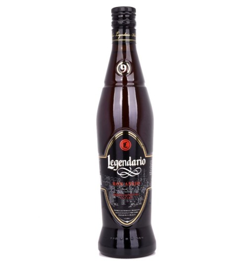 Legendario Ron Anejo 9 Anos 40% 0.7