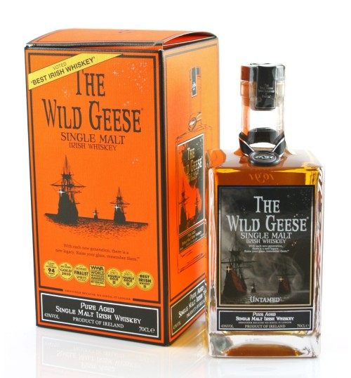 Wild Geese Single Malt 43% 0,7 l