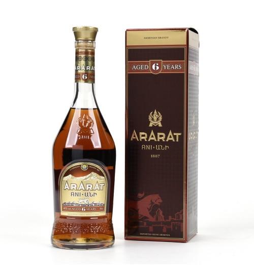 Ararat 6YO Ani 40% 0,7 l