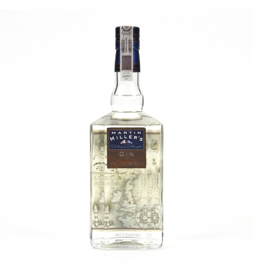 Martin Miller's Westbourne Strength Gin 45,2% 0,7 l