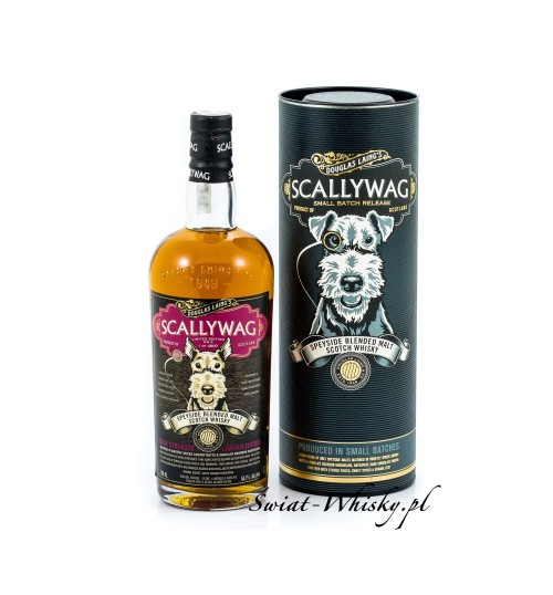 Scallywag Douglas Laing Natural Cask Strength No. 2 Limited Edition 54,1% 0,7 l