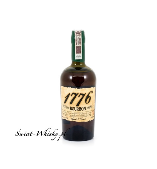 1776 Straight Bourbon Whiskey Aged 7 Years 46% Vol. 0,7 l