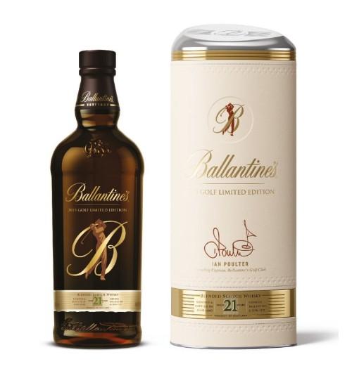 Ballantine's 21YO Golf Edition 40% 0,7 l