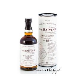 Balvenie 15YO Single Barrel Sherry 47,8% 0,7 l
