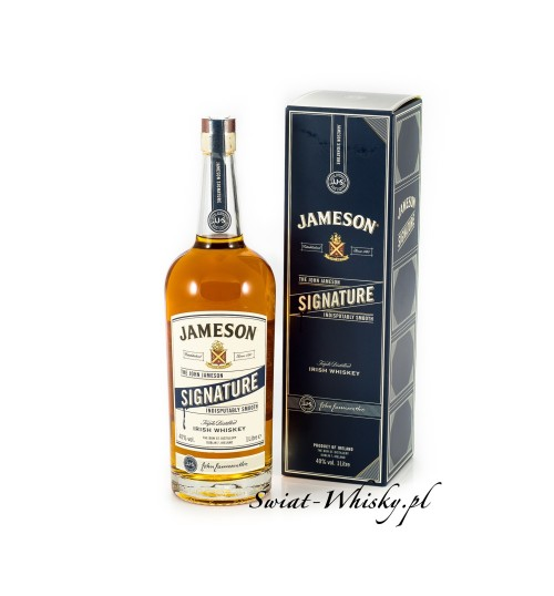 Jameson Signature Reserve Irish Whiskey 40% 1.0