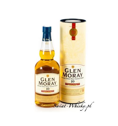 Glen Moray 10YO Chardonnay Cask Special Reserve 40% 0,7 l
