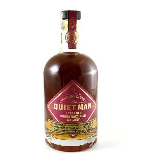 The Quiet Man 8YO Sherry Single Malt 46% 0,7 l