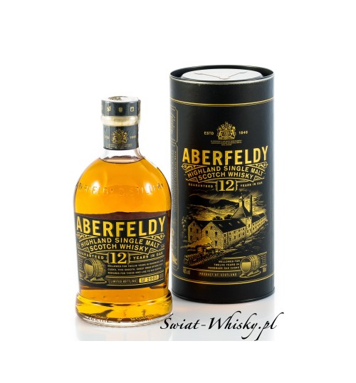 Aberfeldy 12YO 40% 0,7 l