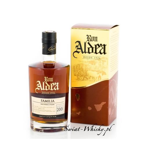 Rum Aldea Familia 15 40% 0,7l
