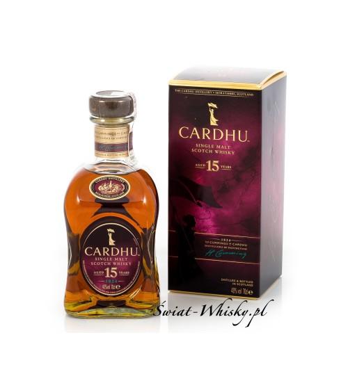 Cardhu 15YO 40% 0,7 l