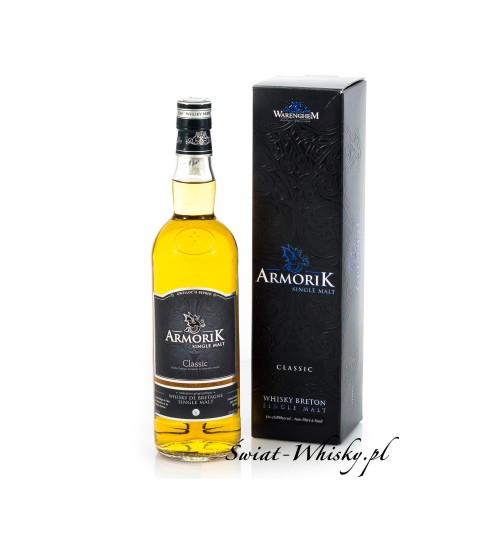 Armorik Classic Single Malt de Bretagne 46% 0,7 l