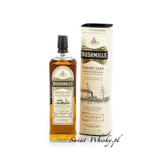 Bushmills Sherry Cask Reserve The Steamship Collection 40% 1 l