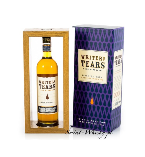 Writer's Tears Cask Strength Edition 2016 53% 0,7 l